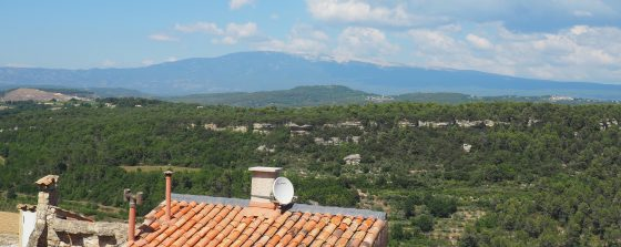 Provence and Mont Ventoux