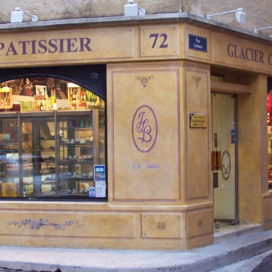 A traditional Patissier