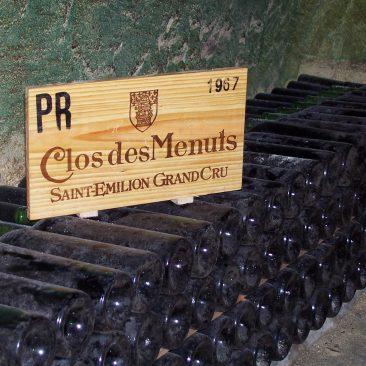 St Emillion wines