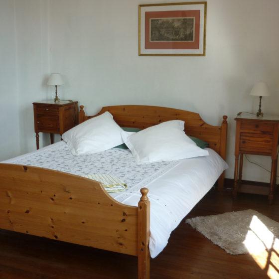 Main bedroom, Belves